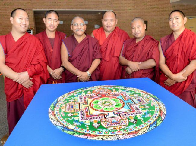 2016 monks on tour